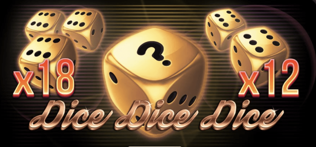 Red Tiger Dice Dice Dice slot